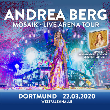 Andrea Berg Tour 2021 Termine
