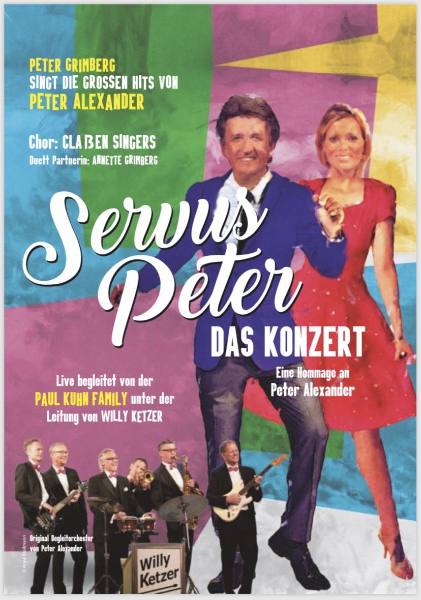 Servus Peter Termine 2021