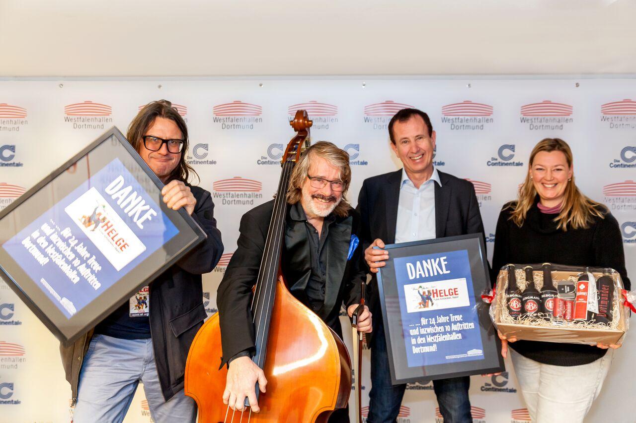 Künstler Dortmund westfalenhallen dortmund gmbh helge schneider macht in dortmund die