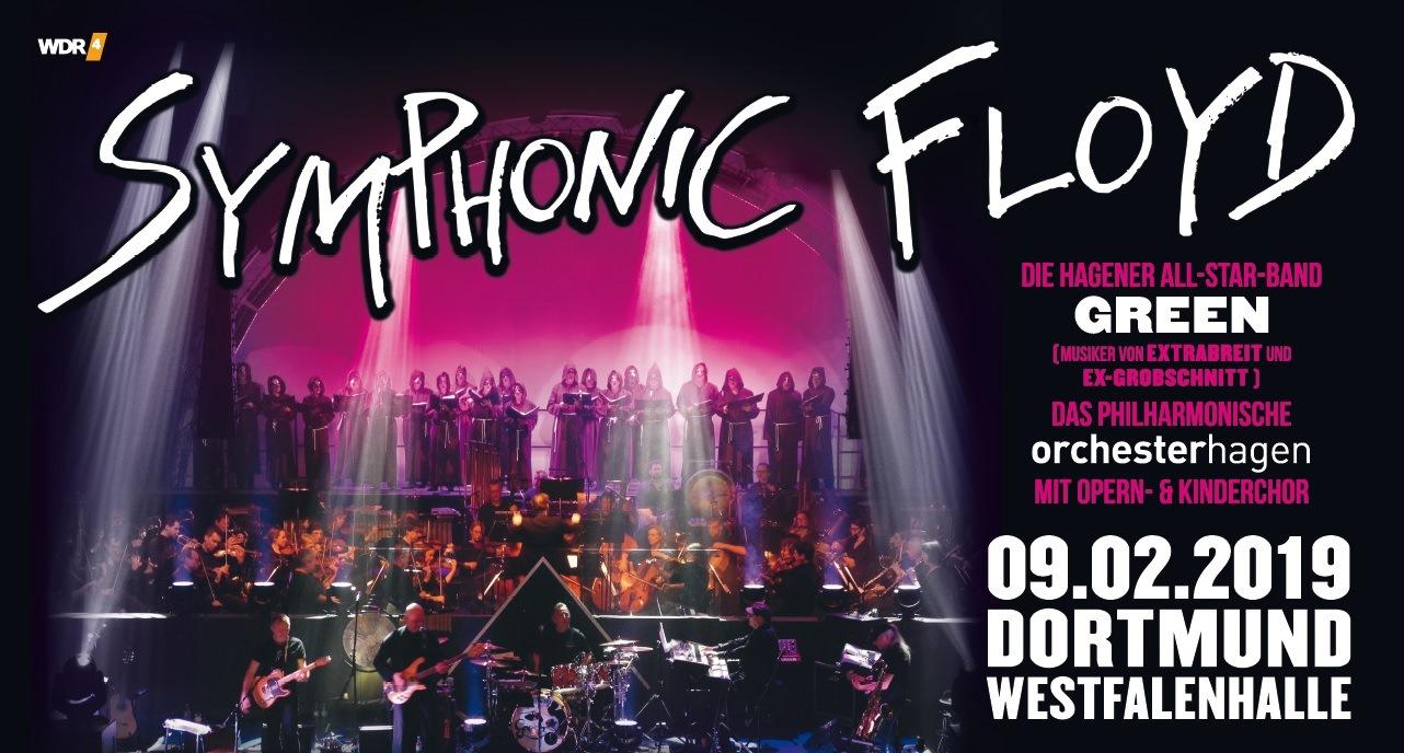 Westfalenhallen Dortmund Gmbh Symphonic Floyd 09022019